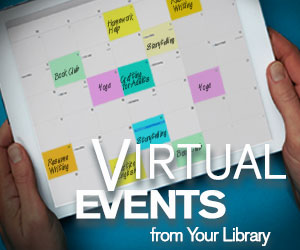 virtual Events from Your Library